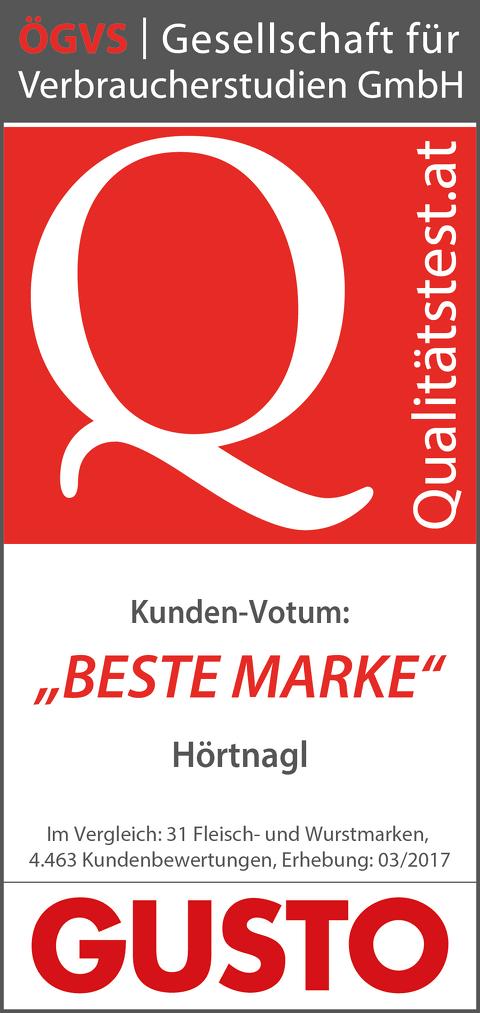 Beste Marke - 2017