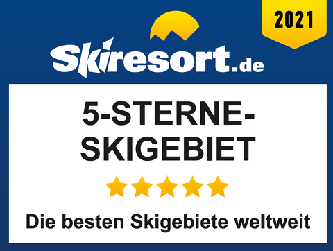 5-Sterne Skigebiet