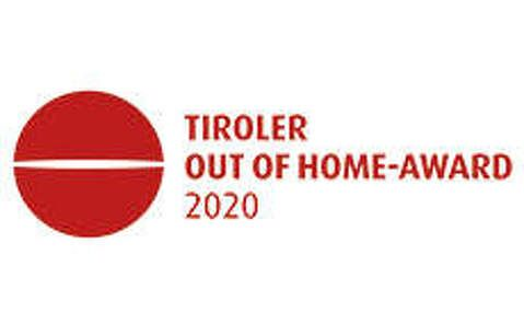 Out of Home Award Tirol - 2020