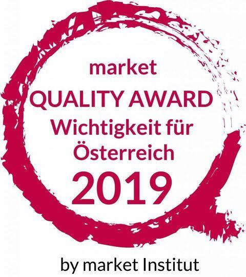 Market Quality Award - 2019