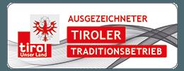 Tiroler Traditionsbetrieb