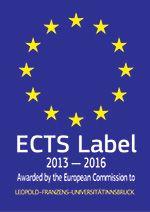ects-label Universität Innsbruck