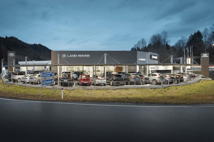 Unterberger Autowelt Kufstein