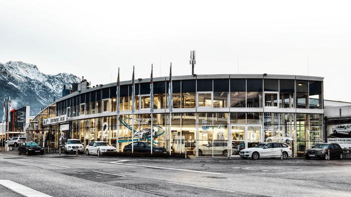 Unterberger BMW Innsbruck