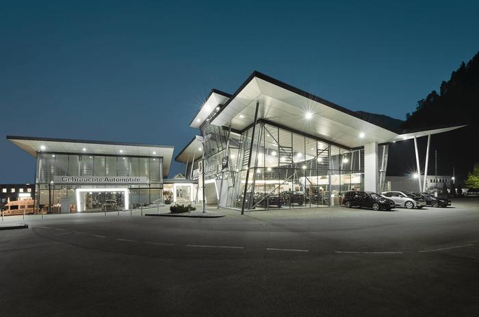 Unterberger BMW Kufstein