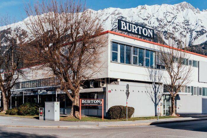 Burton Sportartikel