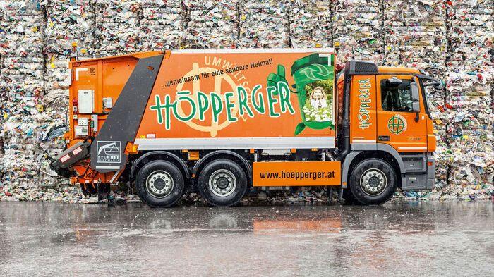 Höpperger Recycling