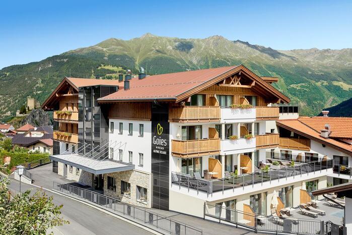 Alpine Resort Goies ****superior