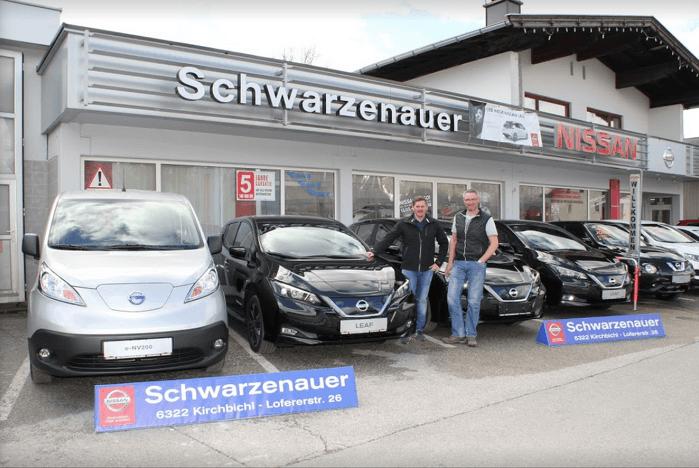 Nissan Schwarzenauer