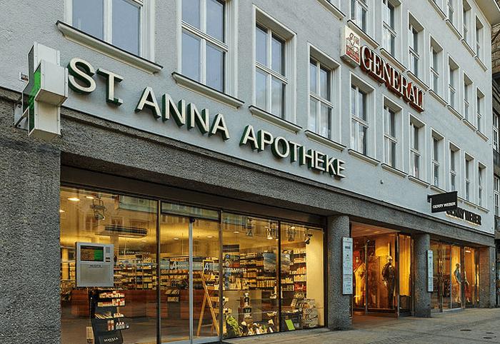 St. Anna Apotheke Innsbruck