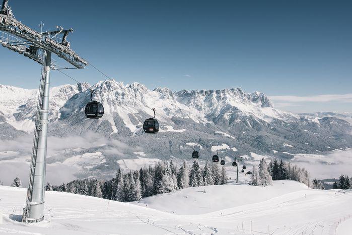 Bergbahnen Ellmau - Going