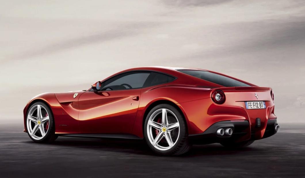 FerrariF12