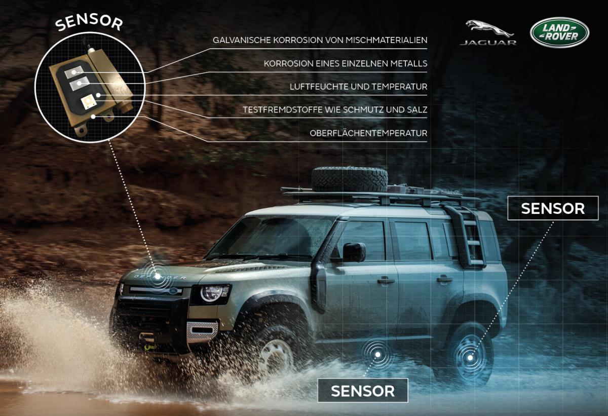 Land-Rover-SEnsoren