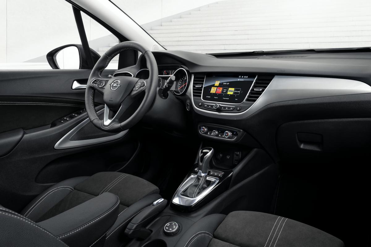 Opel-Crossland-innen